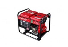 Gerador 3,7 KWA 5000W Branco BD 4000CFE Diesel